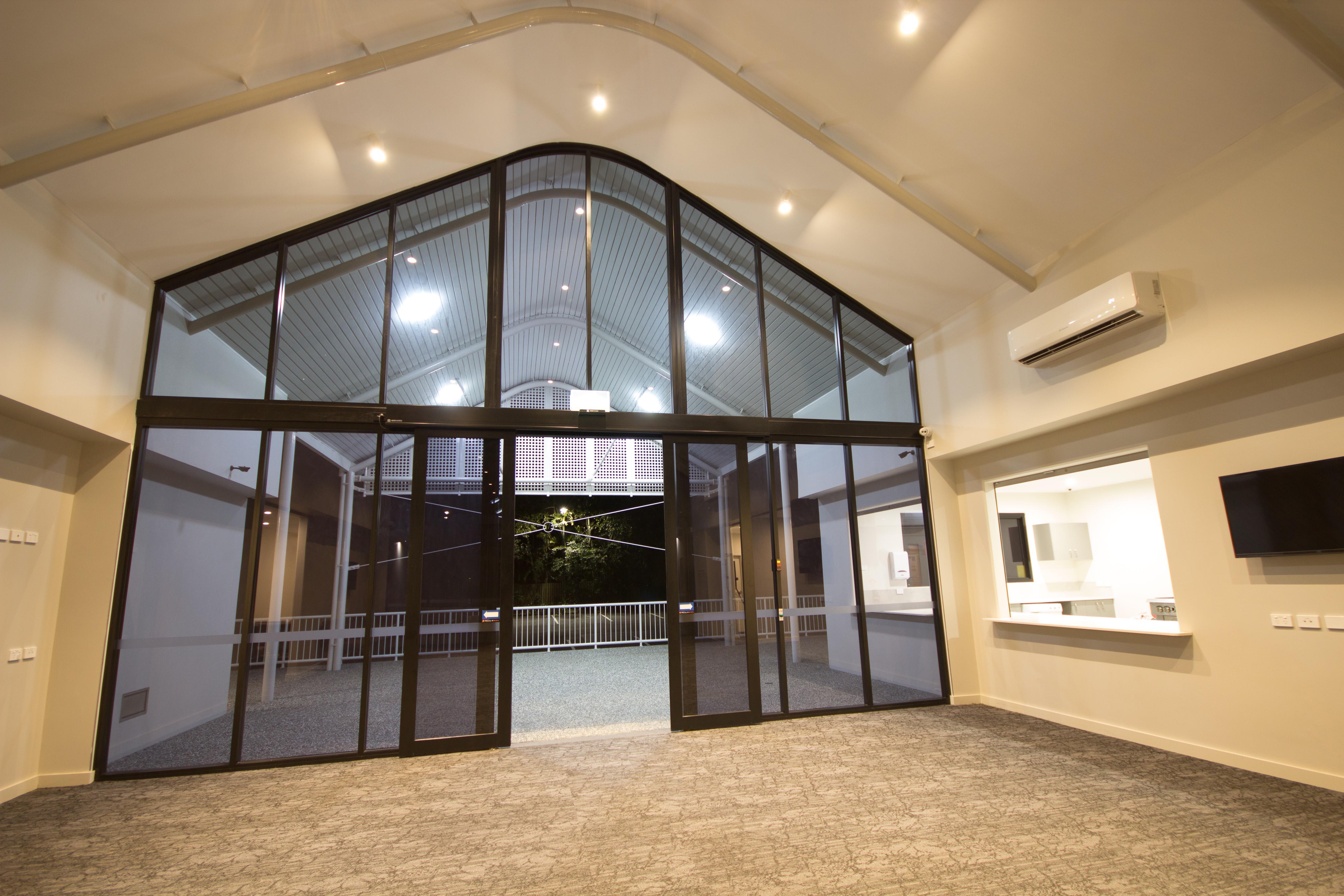 riverside conference foyer